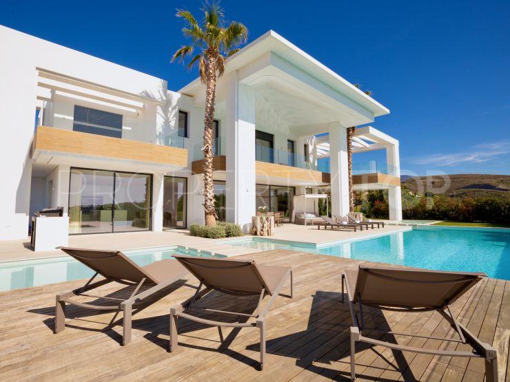 Los Flamingos Golf villa | Berkshire Hathaway Homeservices Marbella