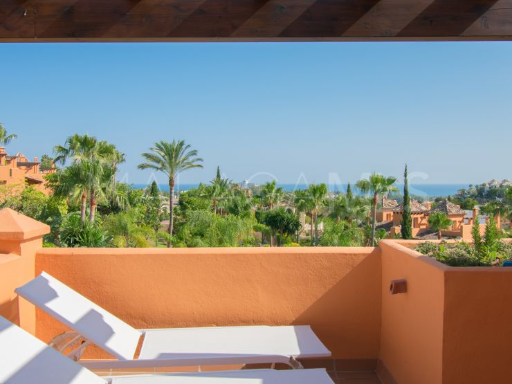 For sale town house with 3 bedrooms in La Alqueria, Benahavis   Berkshire Hathaway Homeservices Marbella