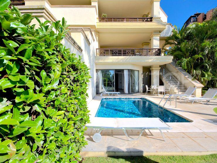 3 bedrooms ground floor duplex in Laguna de Banus for sale | Berkshire Hathaway Homeservices Marbella