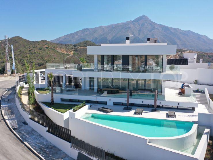 Las Lomas de Nueva Andalucia 4 bedrooms villa for sale   Winkworth