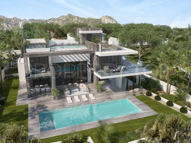 Villa in Marbella Golden Mile | InvestHome