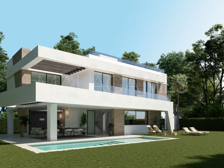 Villa for sale in Marbella East with 4 bedrooms   InvestHome