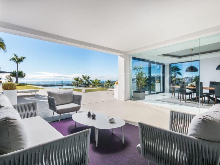 Villa for sale in La Reserva de Alcuzcuz with 6 bedrooms | New Contemporary Homes - Dallimore Marbella