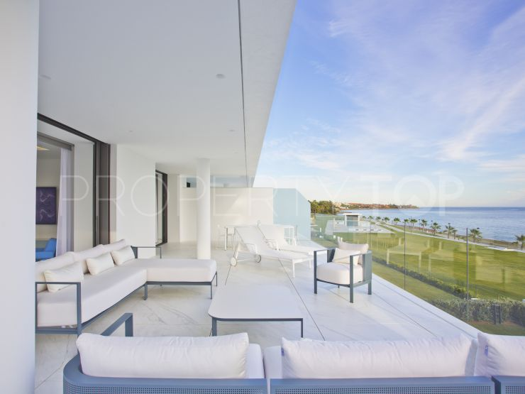 4 bedrooms Emare ground floor apartment | New Contemporary Homes - Dallimore Marbella