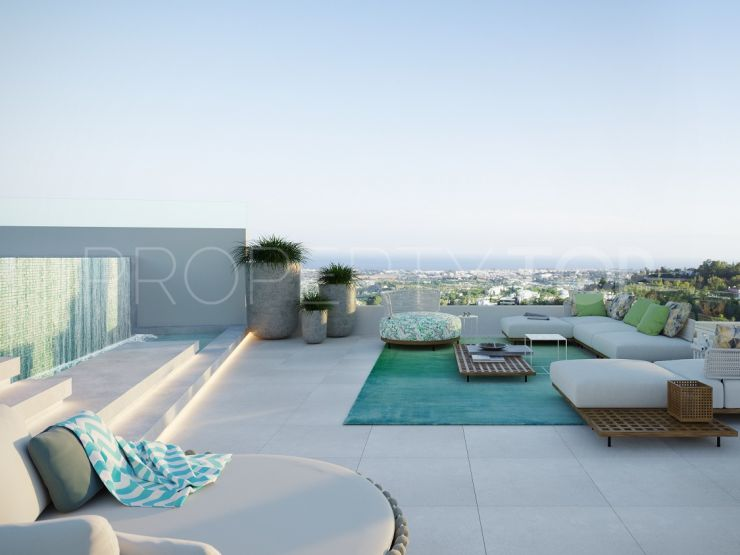 For sale Benahavis penthouse | New Contemporary Homes - Dallimore Marbella