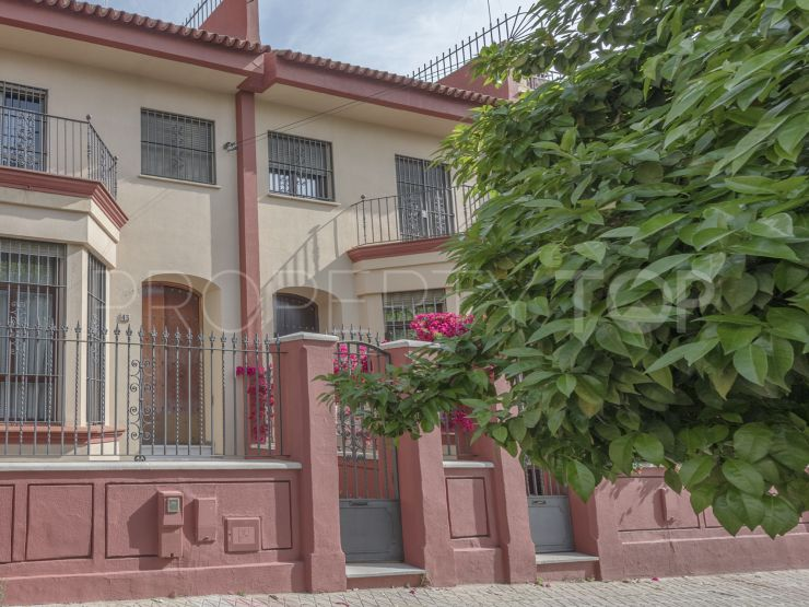 Buy town house in Gran Plaza - Marques de Pickman - Ramon y Cajal, Nervion | Seville Sotheby's International Realty