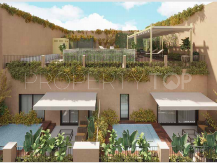 2 bedrooms penthouse in San Vicente   Seville Sotheby's International Realty