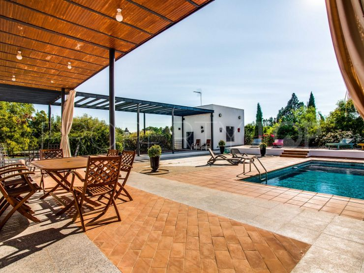 4 bedrooms finca in Sanlucar la Mayor for sale | Seville Sotheby's International Realty