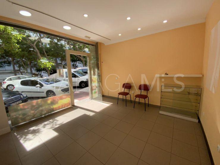 Commercial premises for sale in Marbella   Loraine de Zara