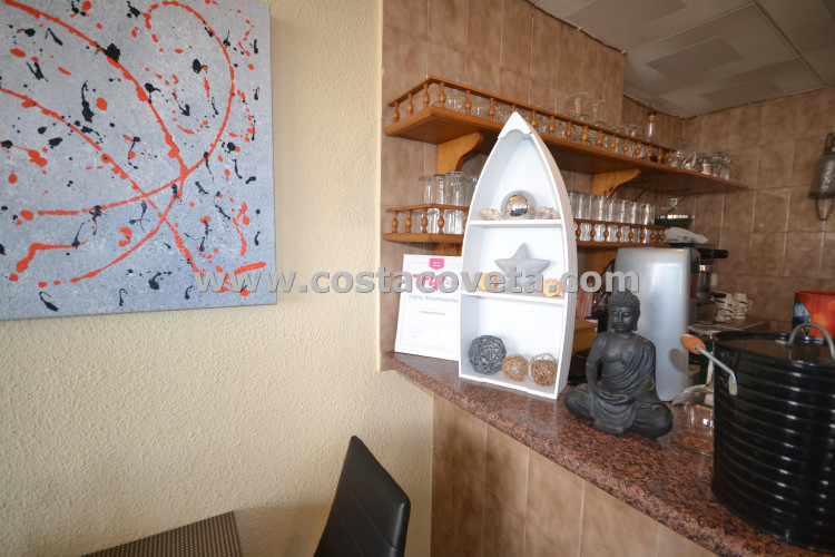 For sale or rent restaurant located on the frist line of Playa Muchavista