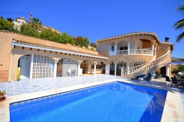 El Campello, Property in la Coveta Fuma with pool