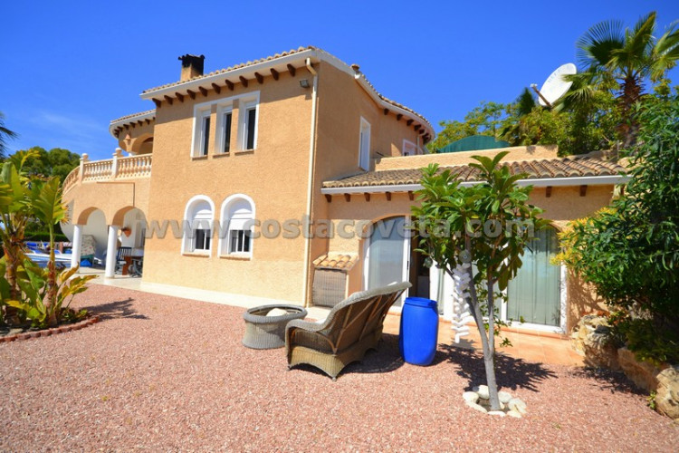 El Campello, Property in la Coveta Fuma with pool