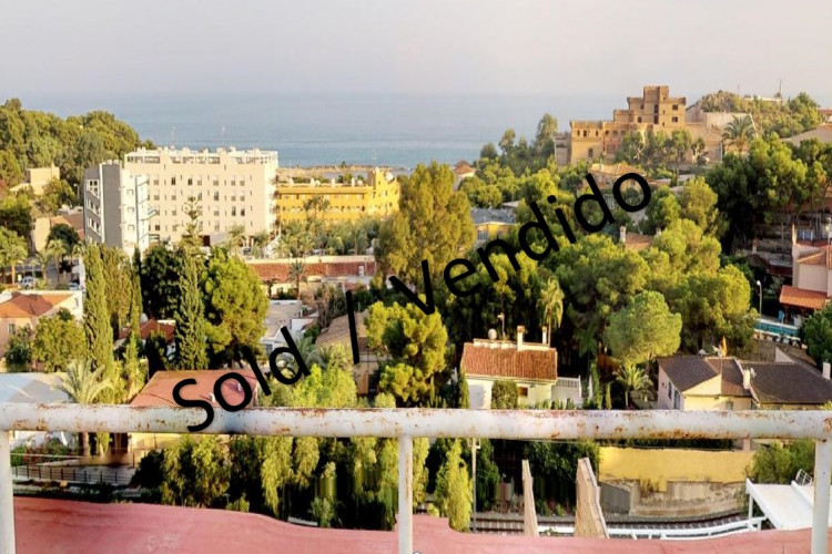 El Campello, Apartment with stunning views suitable for a renovation proyect