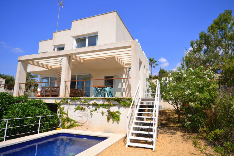El Campello, Wonderful modern property near the sea