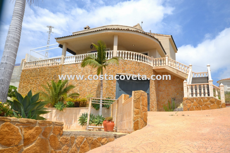 El Campello, Magnificent property in a quiet area in la Merced, el Campello