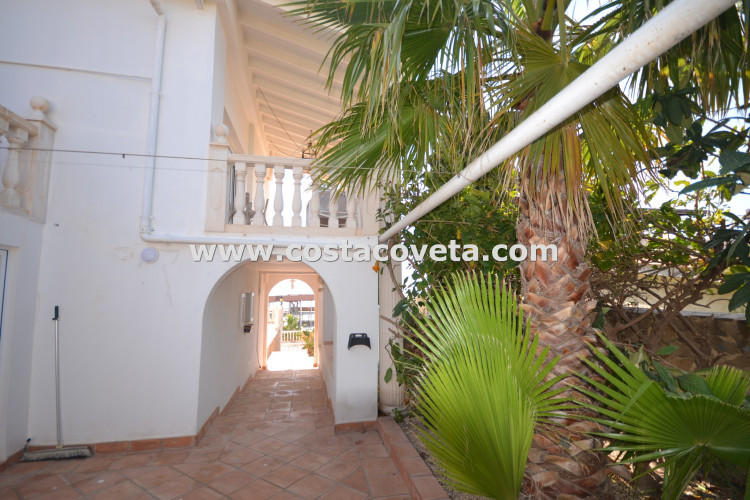 Impressive property in a dream location at la Coveta Fuma