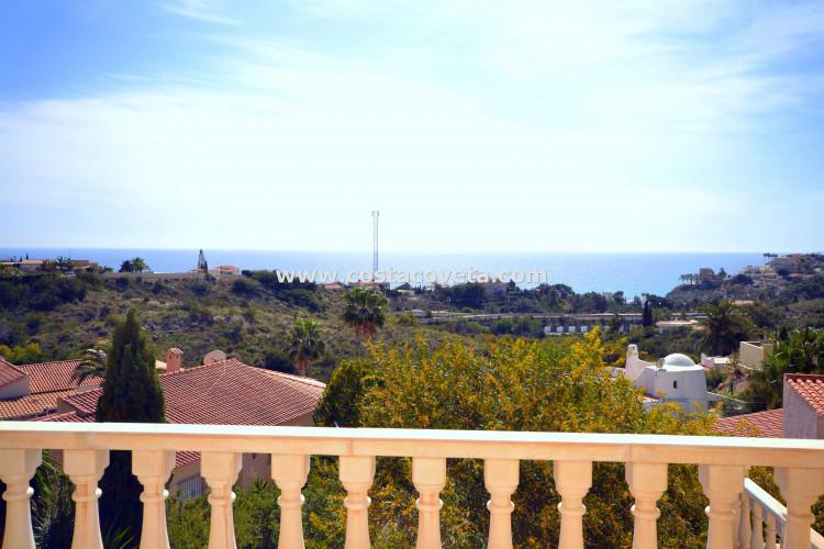 Wonderful Ibiza style villa in la Coveta Fuma