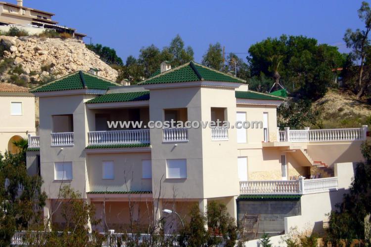 El Campello, Brand new house in the Coveta Fuma El Campello.