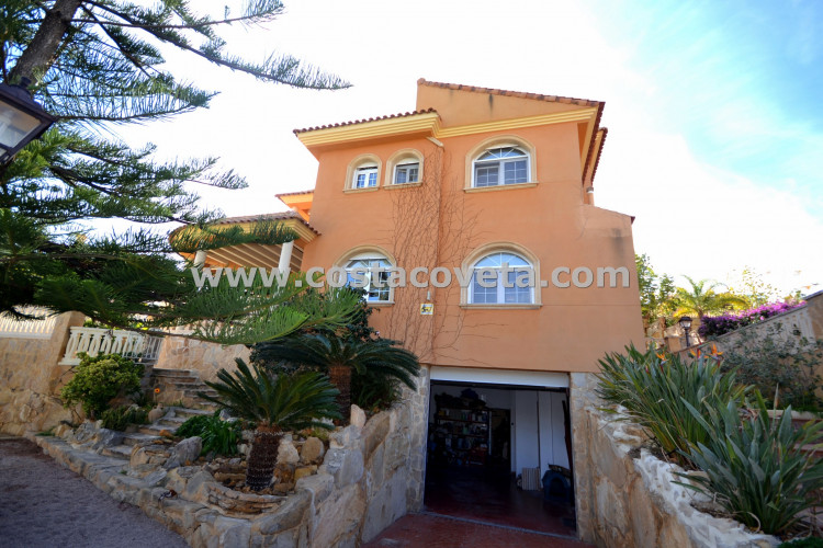El Campello, Beautiful semi-detached house with pool in Cala d´Or El Campello