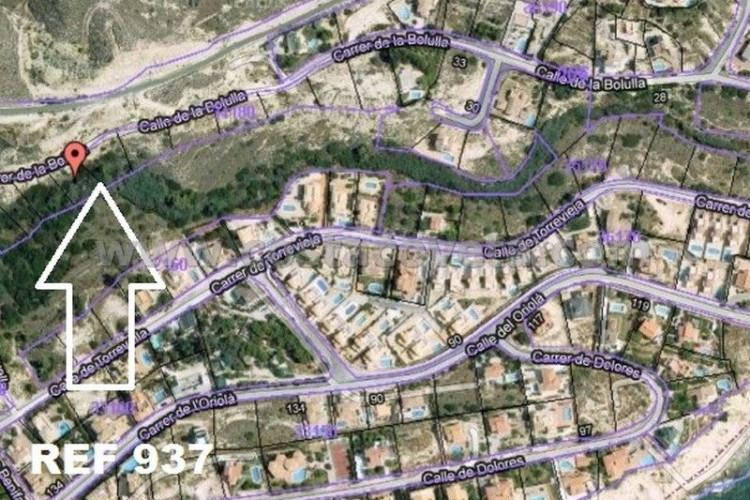 El Campello, Building plot in la Merced (El Campello)
