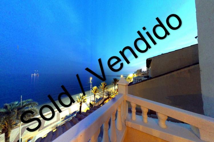 Apartment in Playa Carrer la Mar, El Campello