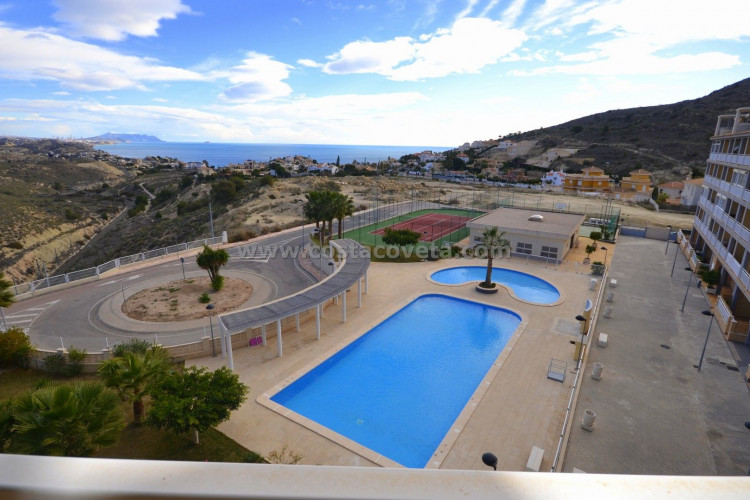 El Campello, Penthouse apartment in Venta Lanuza - El Campello