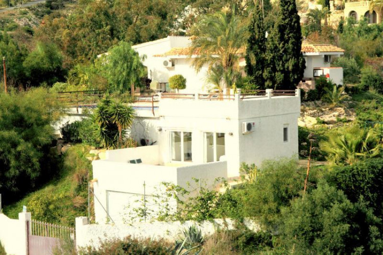 El Campello, Nice property with pool in la Coveta Fuma - el Campello