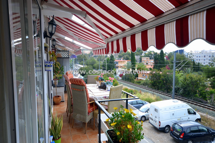 Very nice duplex apartment with sea views near all amenities