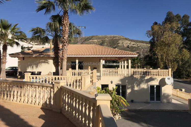 El Campello, Exclusive villa with in Coveta Fuma El Campello