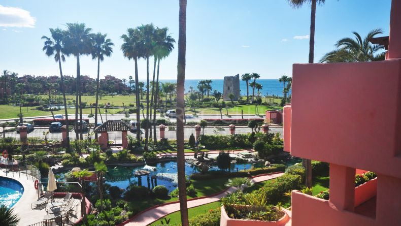 Duplex penthouse in the New Golden Mile of Estepona, Cabo Bermejo
