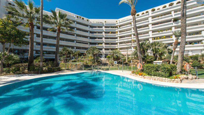Apartment in Marbella center, Gran Marbella
