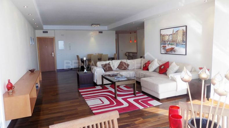 Port Banus, Appartement en excellent état