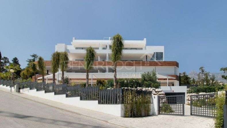 Señorio de Vasari, luxury apartments in Marbella's Golden Mile