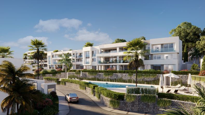 Soul Marbella, new project in the first line golf in Marbella East