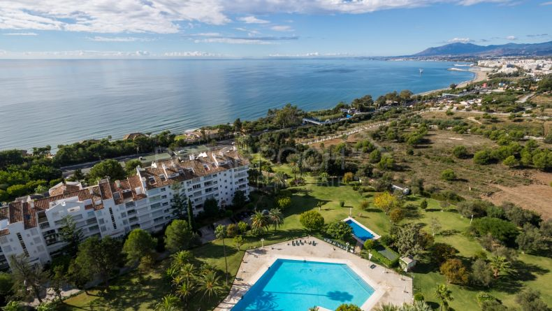 Marbella, Torre Real, Appartement avec vue spectaculaire