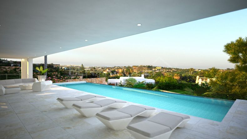 Photo gallery - Nueva Andalucia, La Cerquilla, contemporary style villa
