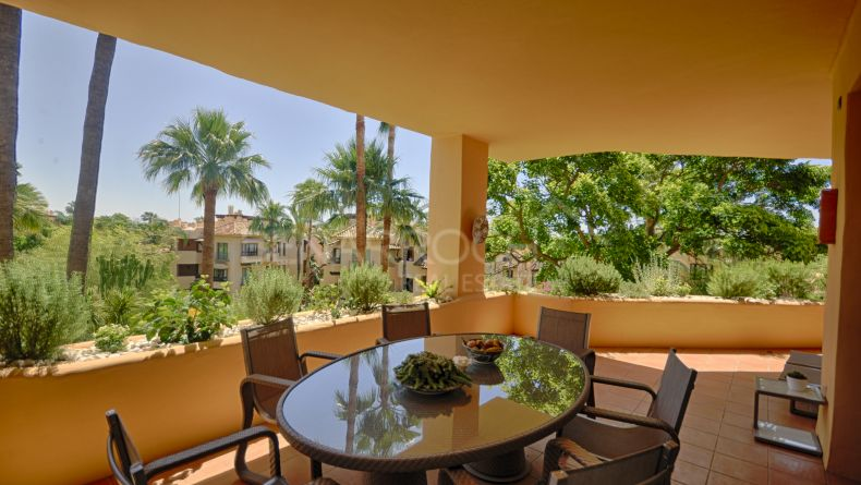 Fantastic apartment in Mansion Club, Golden Mile, Marbella
