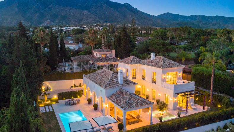 Villa in Nagueles, Marbella Golden Mile