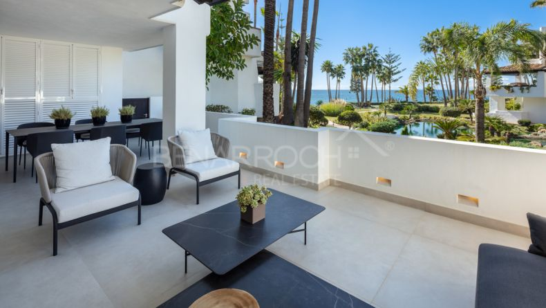 Luxury appartment in Puente Romano, Marbella Golden Mile