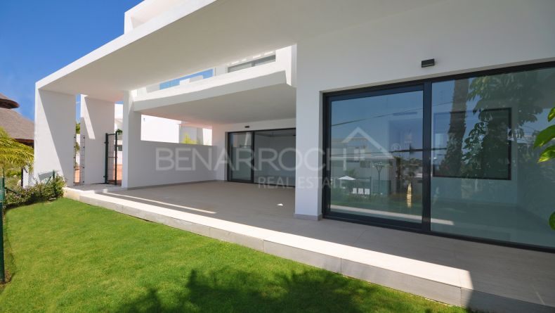 Ground floor apartment in Atalaya Hills, Capanes Sur, Benahavis