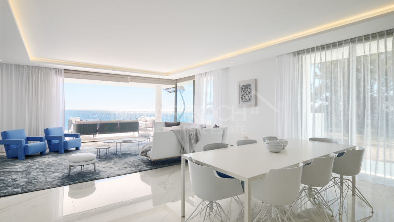 Beachfront apartment in Emare, Estepona's New Golden Mile
