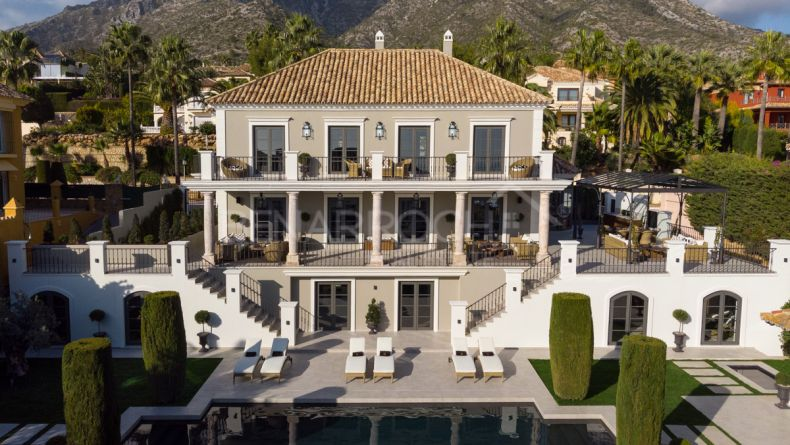 Renovated Villa in Sierra Blanca, Marbella Golden Mile