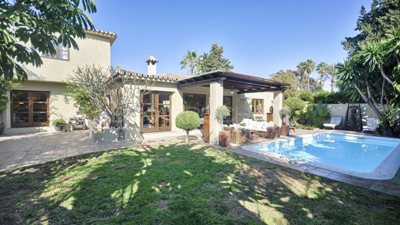 Charming Villa in El Pilar, Estepona´s New Golden Mile