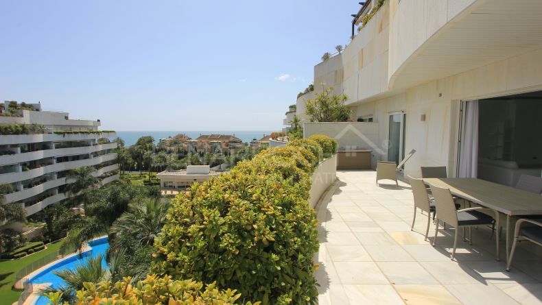Brand new penthouse in Embrujo de Banús