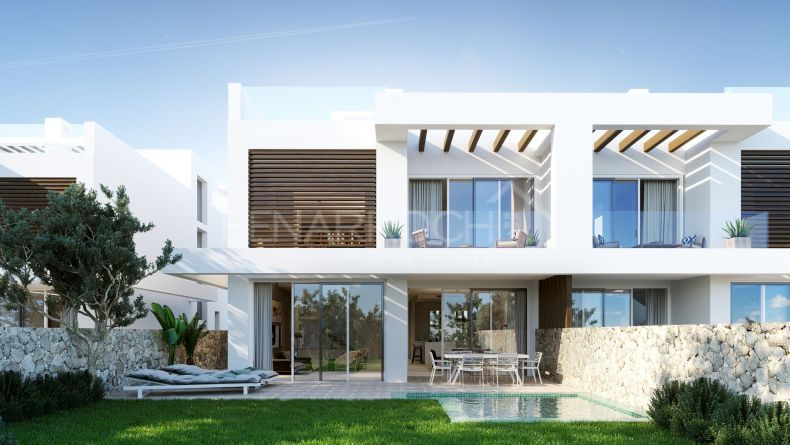 Luxury townhouse in Cabopino, Riva Residences, Marbella East