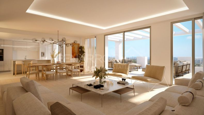 Apartment in Nueva Andalucia, Nine Lions Residences
