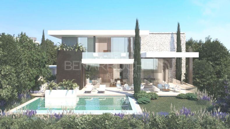 Villa in La Quinta, Benahavis, in the The Hills complex