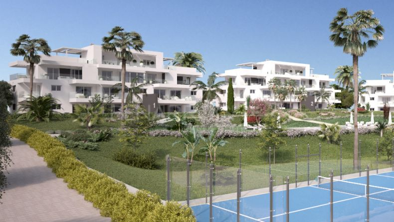 Ground floor apartment in Marques de Guadalmina, Estepona