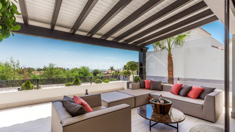 Golden Mile, Lomas de Magna Marbella, villa exclusive