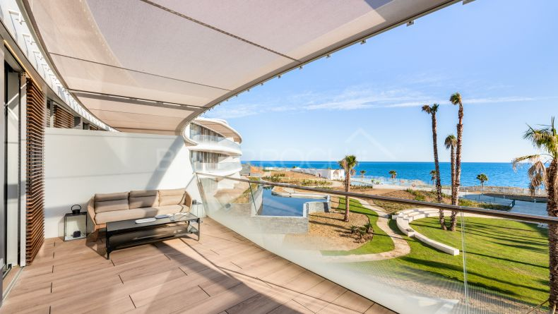 Apartamento de lujo en Estepona playa, The Edge